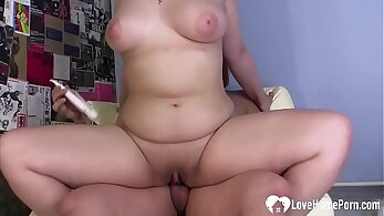 Chubby Japanese Mom Gets Fucked In A Paradise