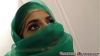Beautiful Arab Teen Babe Wants A Big Black Dick To Ride