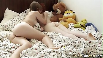 Tamil lesbian chick lick washes ass