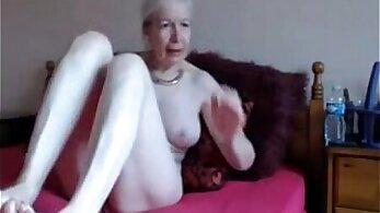 Amateur Granny Wild White Fucking