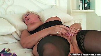 British solo girl is fucked by BBC