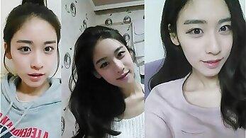 PUTO fuckin a sexy Korean couple