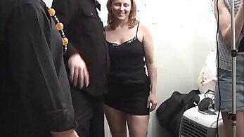 Chubby Redhead Milf Loves How Her Guy Jerks Off
