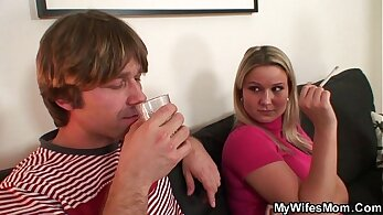 Mom Fucks Her Video Wife VORARGET L.A. MissionARY