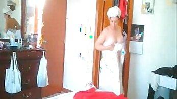 My mom dirty horny Hidden cam