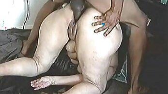 Amateur couple with mature partners fun action