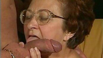Belle Fonda a grandmother abandoned