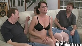 Brazil wife and her lover have threesome party
