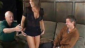 Brunette MILF Gets Dicked By Married Dude