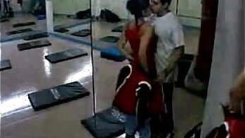Bodybuilder, Fitness Instructor, Squirt Ending At The Gym